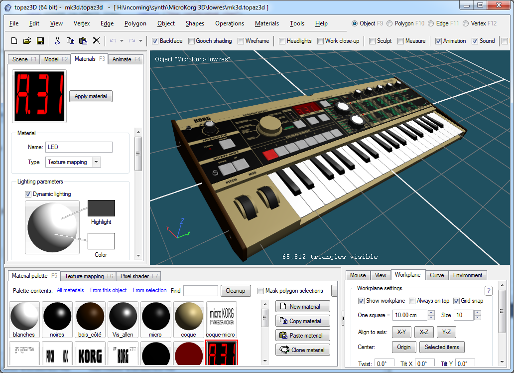 Korg Forums :: View topic - New microKORG editor - coming soon!